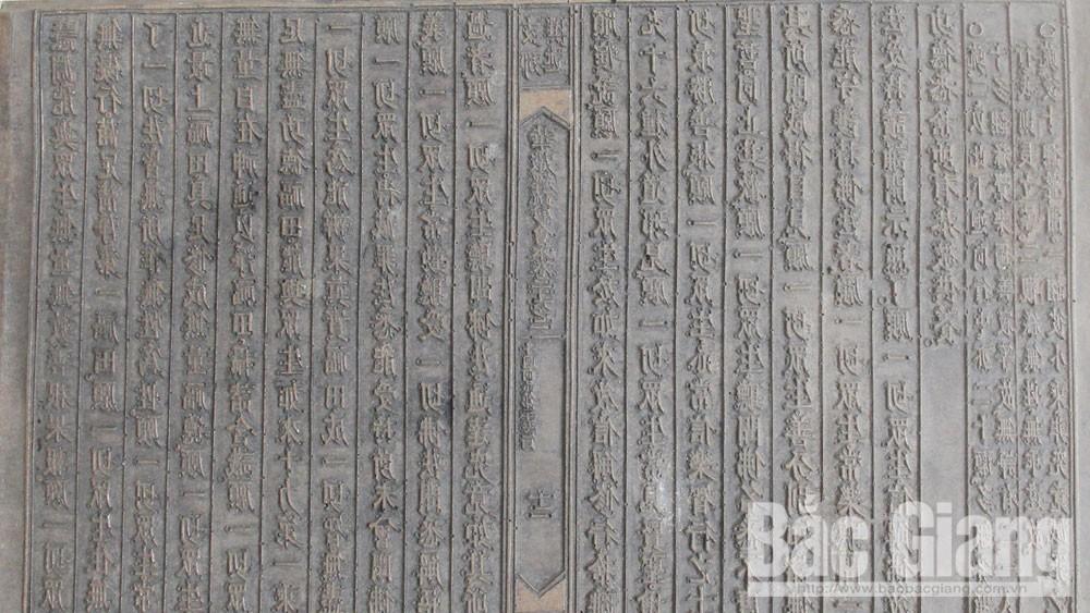 Kỳ Đồng Nguyễn Văn Cẩm và khối mộc bản động Thiên Thai